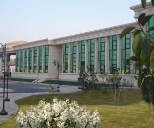 MSA University - Green Areas