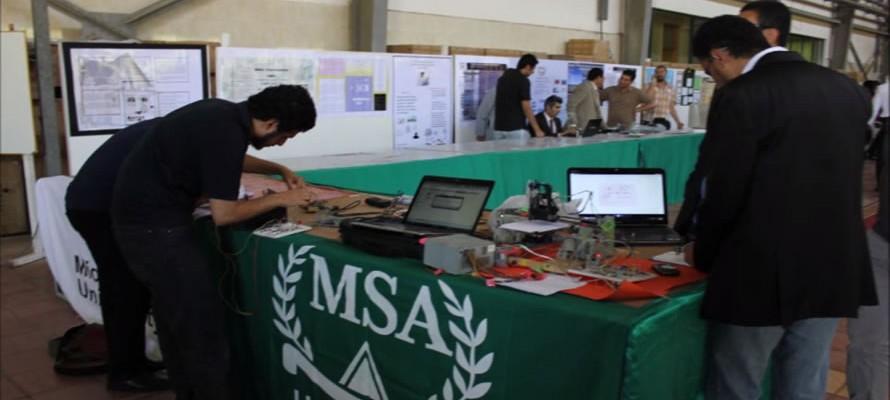 Project Fair 2014 - 2015