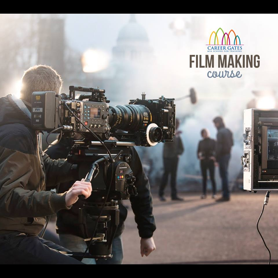 career gates film making course