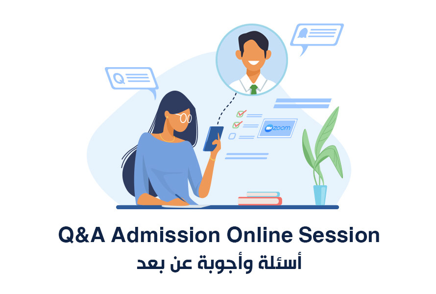 MSA University - Questions & answers Zoom Sessions