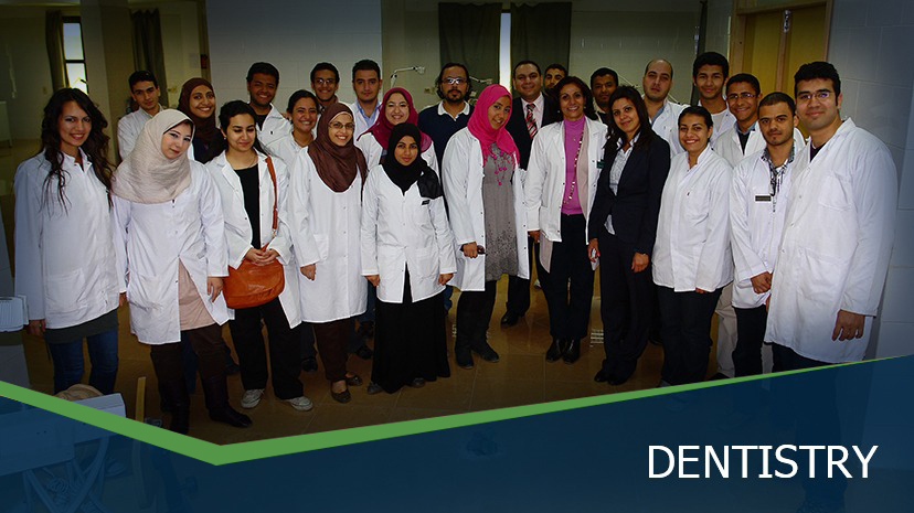 MSA University - Admission Requirements for Faculty of Dentistry