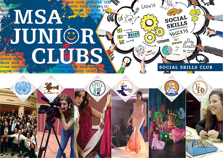 MSA University - Junior Clubs