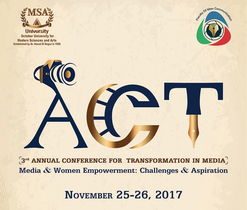 MSA University - The 3rd Annual media Conference