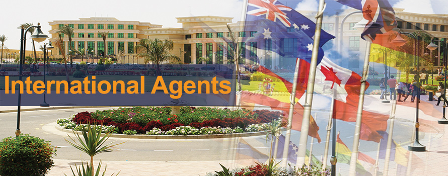MSA University - International Agents