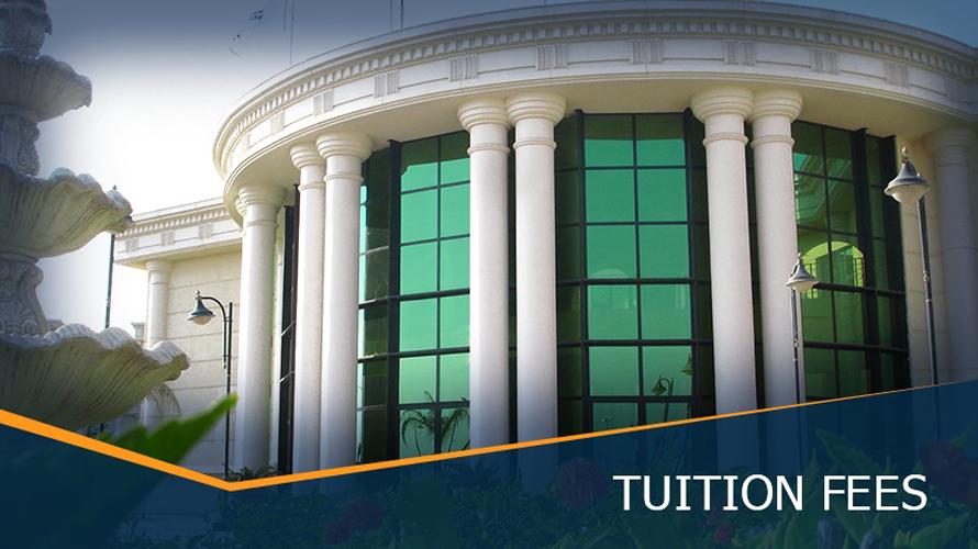 Tuition Fees - MSA University