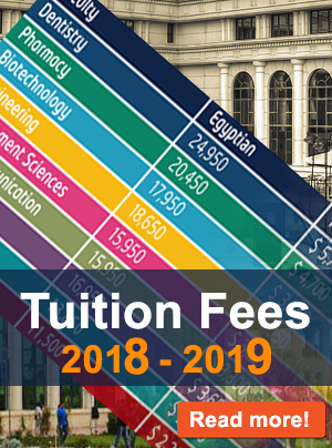 MSA University - Tuition Fees (2018-2019)