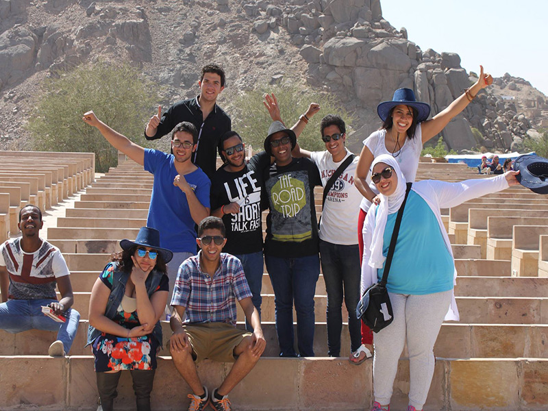 Mid-year Vacation at Luxor & Aswan 2016.