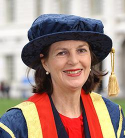 Baroness Tessa Blackstone