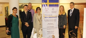 MSA University Hosts :Modern Swedish Fashion and Cultural Heritage