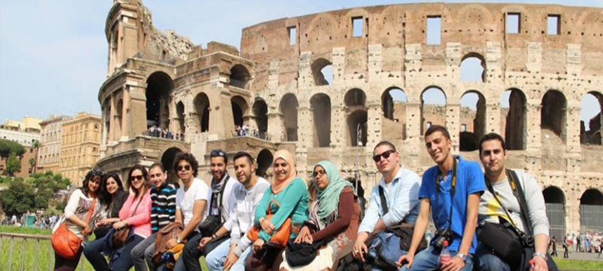 MSA Architecture Students Attend Italy Workshop
