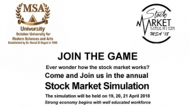 The Stock Market Simulation 2018