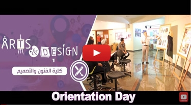 Faculty Of Arts & Design Orientation Day 2017