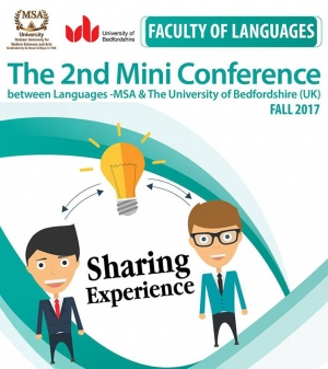 Faculty of Languages Second Mini Conference