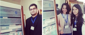 The Best Poster Presentation Award for Pharmacy Graduation Project