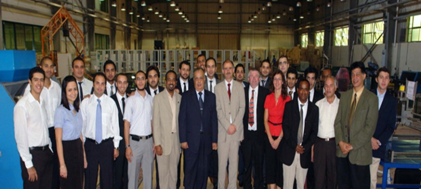 MSA's Annual Exhibition of Industrial Engineering Seniors