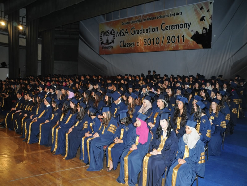 Graduation Ceremony 2010-2011
