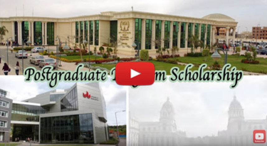 Postgraduate Program Scholarship