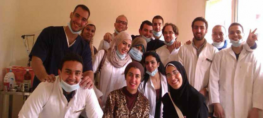 Dentistry at El Hosary School