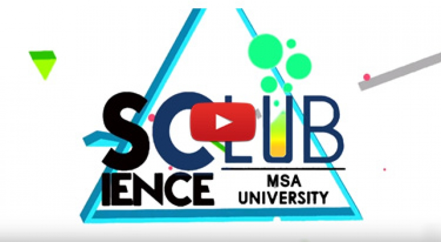MSA Science Club 2018