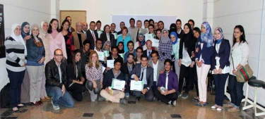 MSAians Awarded Masters from Greenwich