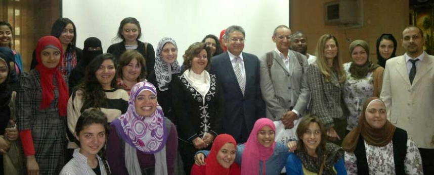Languages hosted Dr Mostafa Riad