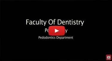 MSA Faculty of Dentistry Poster Day - Pedodontics