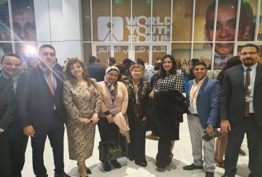 MSA students, Graduates and Staff at the World Youth Forum 2019