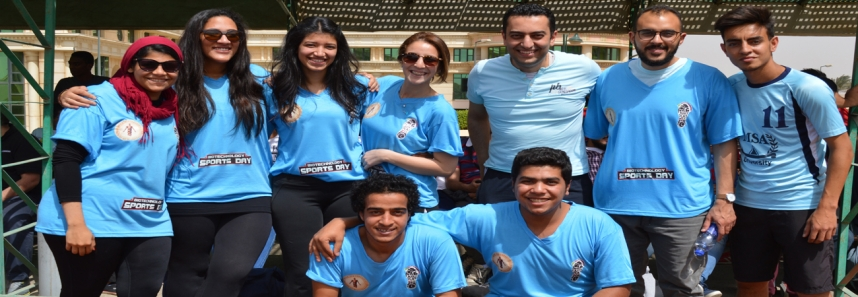 Biotechnology Sports Day Activity
