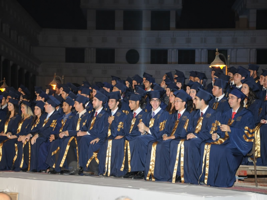 Graduation Ceremony 2009-2010