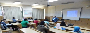The Biotechnology Journal club session