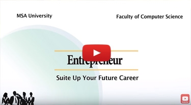 Entrepreneur - Suite Up Your Future Career