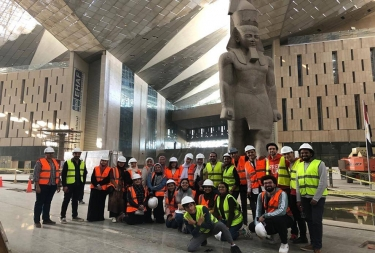 Grand Egyptian Museum Field Trip