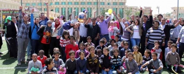 Be Happy on Orphans Day Event