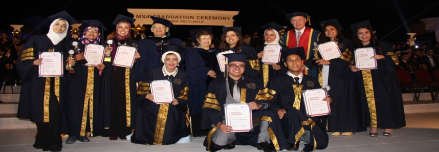 Graduation Ceremony 2017-2018