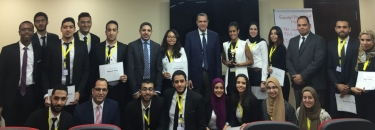 Management students participate in Young Tax Professional of the Year Competition