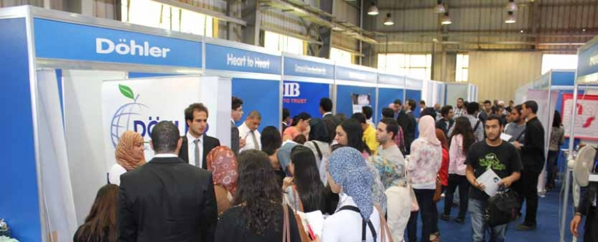 MSA Held its best yet Sixth Employment and Internship Fair