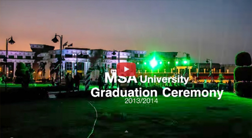 Graduation Ceremony 2013 - 2014