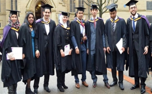 Biotechnology from Manchester University in UK