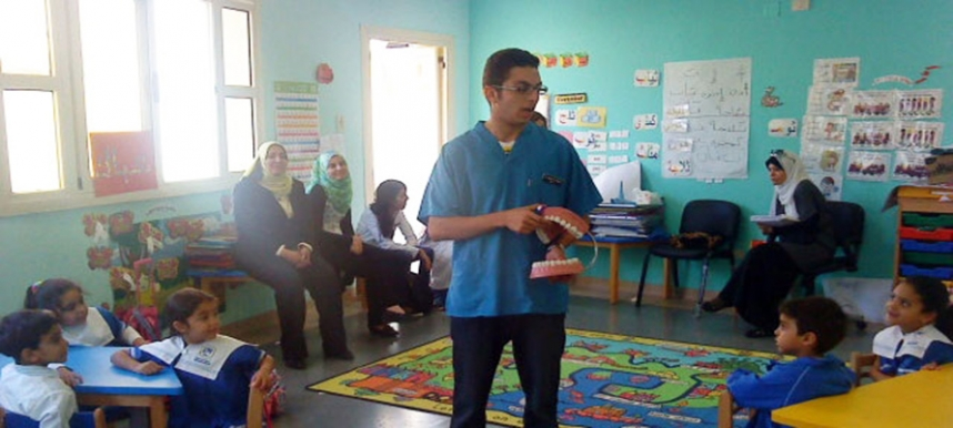 MSA's Dental Health Awareness Group in Schools