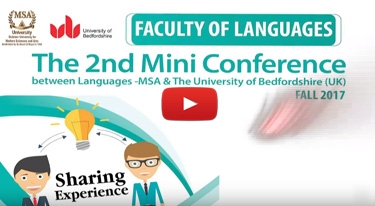Languages 2nd Mini Conference