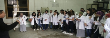 Faculty of Biotechnology field trip