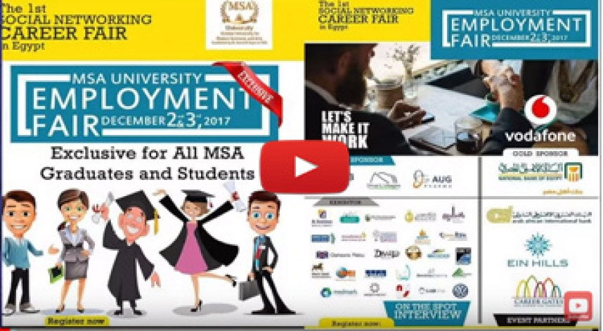 MSA Employment Fair 2017