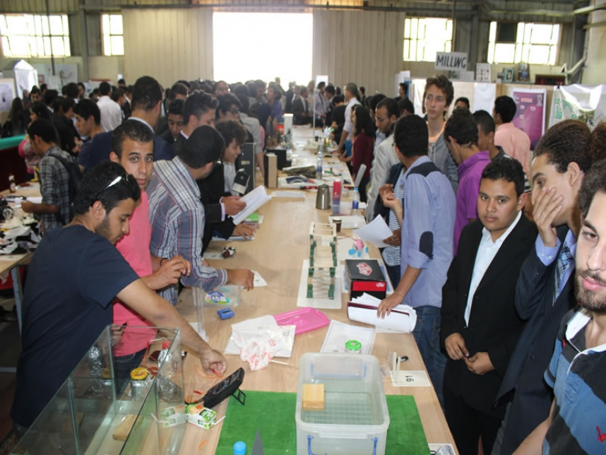 Engineering Fair May 2014